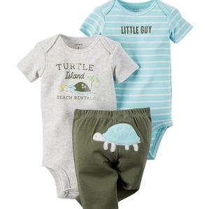 Carter's Bodysuits & Pants, 3pc